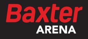 Baxter Arena - logo